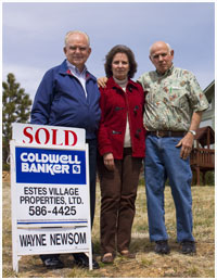 Wayne Newsom Sells Another Property in Estes Park, Colorado
